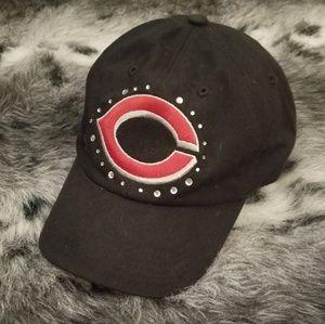 PINK Cincinnati Reds hat